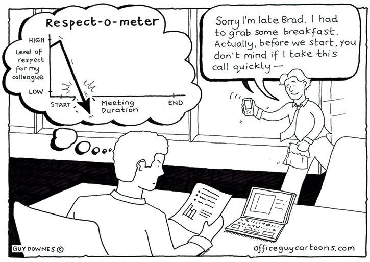 Respect-o-meter