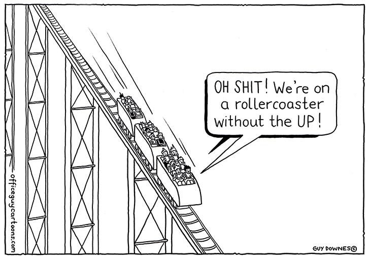 No up!