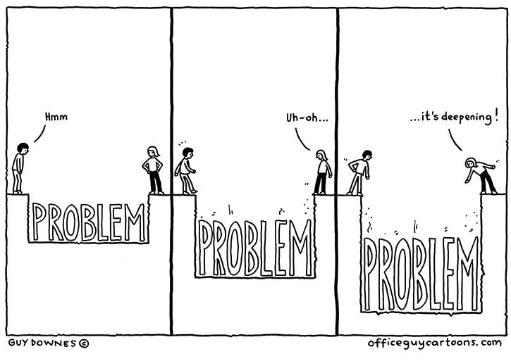 Deepening Problem