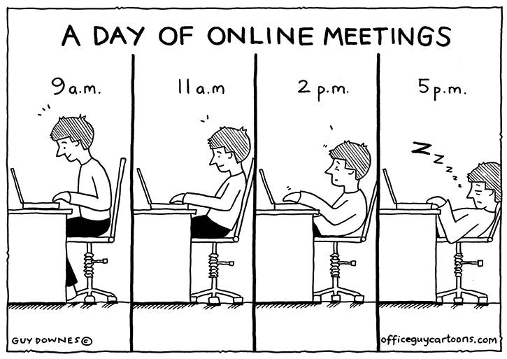 Online Fatigue