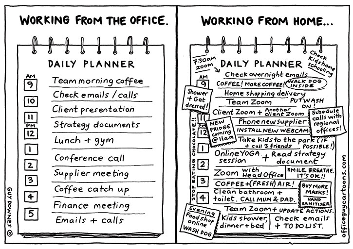 The Daily Planner