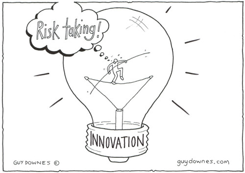 Risky Innovation