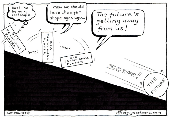 Chasing-the-future