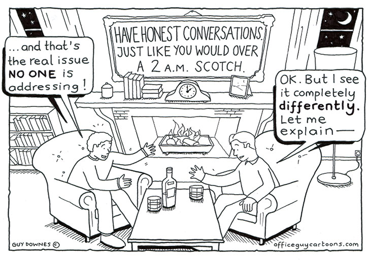 Honest-conversations
