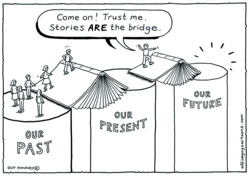 Stories_are_the_bridge