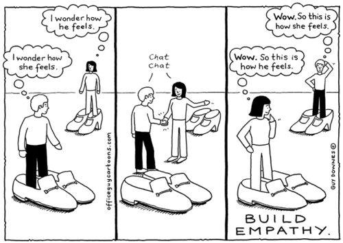 Build Empathy