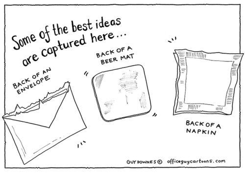 Ideas generator