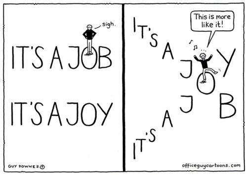 Job vs Joy