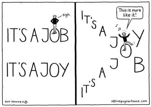Job vs Joy