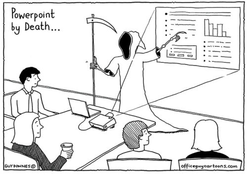 Powerpoint by Death