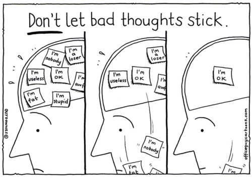 Sticky Thoughts