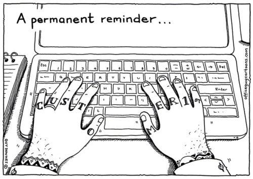 Permanent reminder