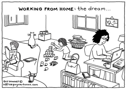 WFH: The Dream