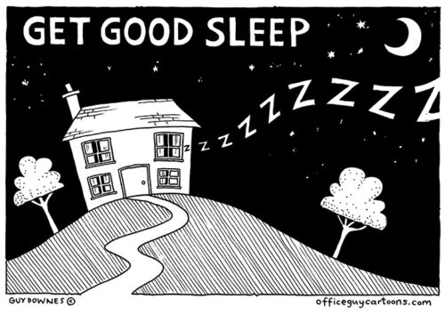Get Good Sleep